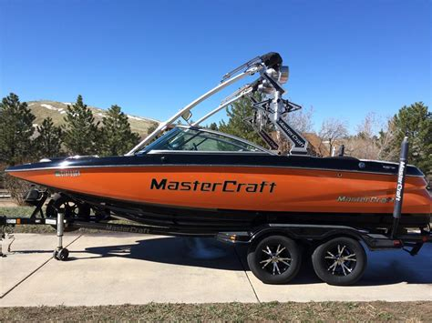 mastercraft boats denver colorado 2009 mastercraft x2 for sale in denver colorado