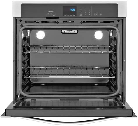 Oven Bima No 2 whirlpool wos51ec0as 30 inch single electric wall oven with 5 0 cu ft capacity accubake