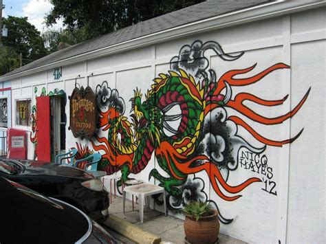 tattoo shop orlando 38 best images about murals of orlando on 50