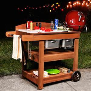 Bistro Tables Ikea Eye Candy 12 Lovely And Diyable Outdoor Kitchens Carts