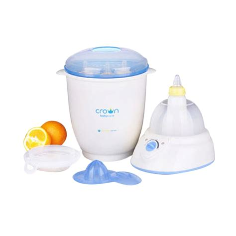 Crown Digital 6 In 1 By Mithashop jual crown digital steamer 6 in 1 cr888 multifunction