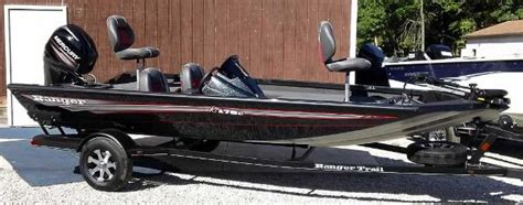used aluminum bass boats for sale in ohio ranger rt 178 boats for sale in ohio