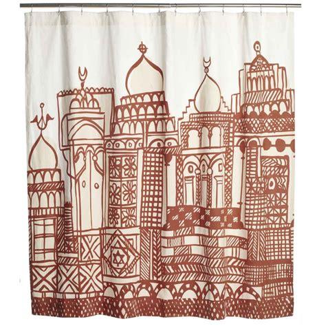 john robshaw shower curtain john robshaw textiles dangt fort shower curtain decor