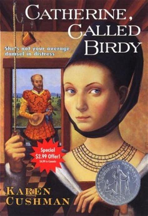 called to be books catherine called birdy by cushman reviews