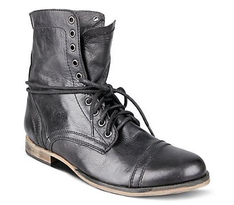 supa troopas steve madden makes a for lace up boots