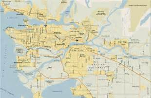 vancouver map columbia listings canada