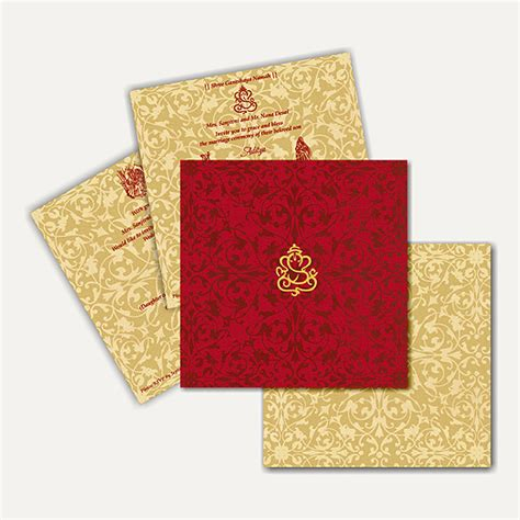Wedding Card Rates by Parekh Cards Hu2155