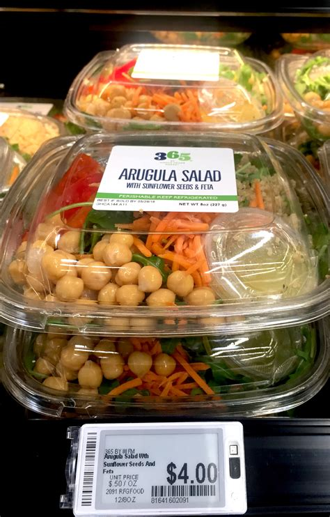 What To Put On A Salad Whole Foods Detox by I Wasn T Prepared For The Awesomeness That Was 365 By