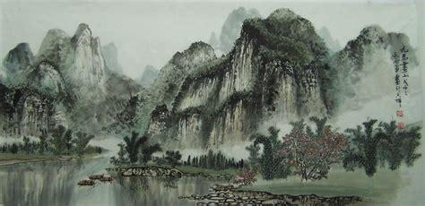 chinese art guilin by birilligattino101 on deviantart