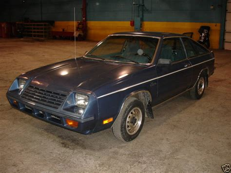 79 plymouth horizon post a pic of your car page 2 toyota 4runner
