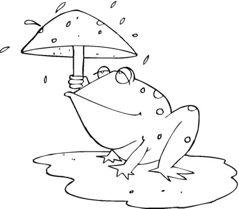 coloring pages of cartoon frog free cartoon animals coloring pages