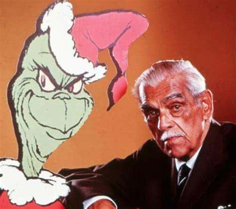 How The Grinch Stole By Dr Seuss Ebook E Book horror legend boris karloff reads dr seuss how the