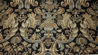 Free Shipping Ballard Designs ballard designs palomar black kravet floral vase 100