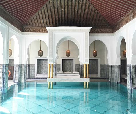 Beach House Kitchen Ideas a relaxing spa day at la mamounia hotel marrakech