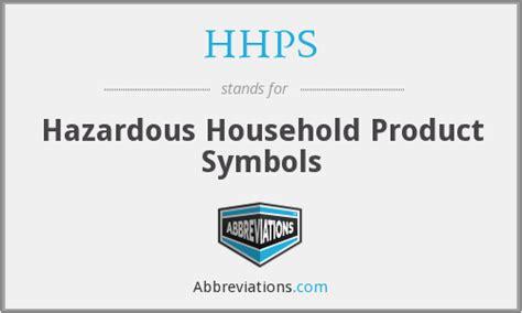 hazardous household products hhps hazardous household product symbols