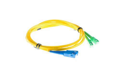 Patchcord Scapc Scapc Singlemode Duplex 40 Meter sc upc to sc apc singlemode duplex fiber patch cable 3 me 3 meters 9 84