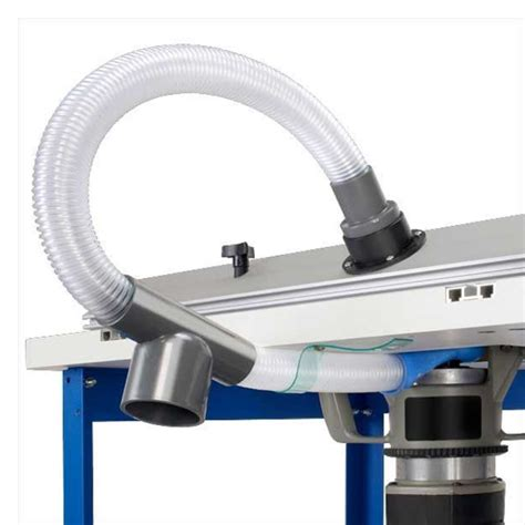 DustRouter Router Table Dust Collection System, Milescraft