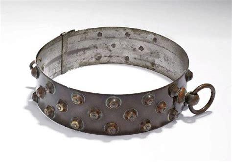 metal collars nelson the newfoundland s collar national museum of australia