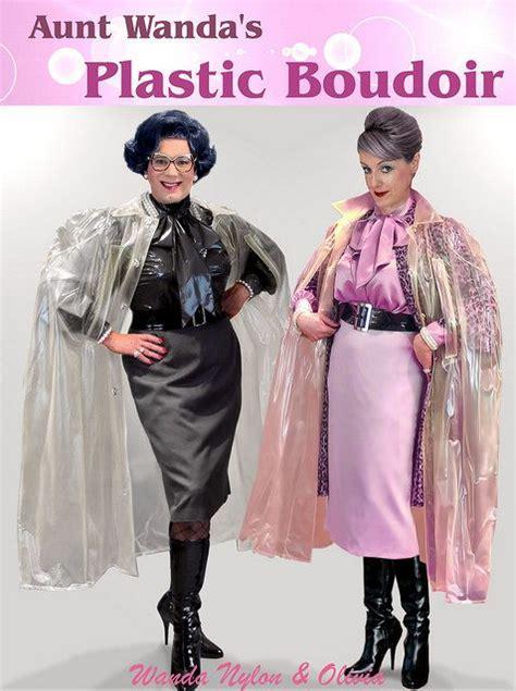 aunt wandas plastic salon aunt wanda s plastic boudoir by plastic ladies strict