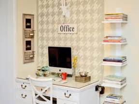 home office organization tips hgtv