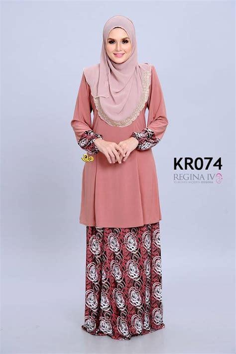 Beza Baju Kurung Pahang Dengan Baju Kurung Riau baju kurung moden iv saeeda collections