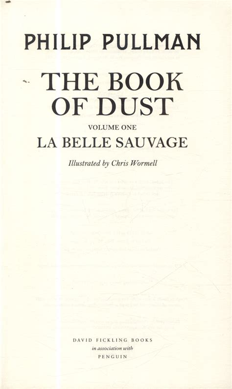 la belle sauvage the 0385604416 la belle sauvage by pullman philip 9780385604413 brownsbfs