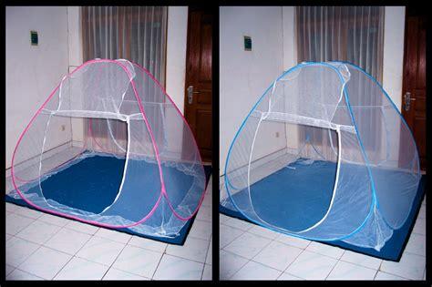 Tempat Tidur Bayi Lipat kelambu lipat dengan kelambu lipat modern yang praktis