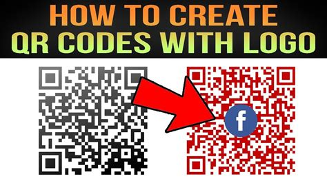 how to create qr codes qr codes with logo