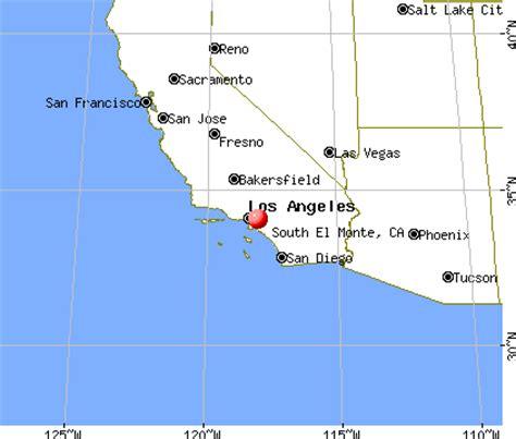 Garden Grove Ca City Boundary South El Monte California Ca 91733 Profile Population
