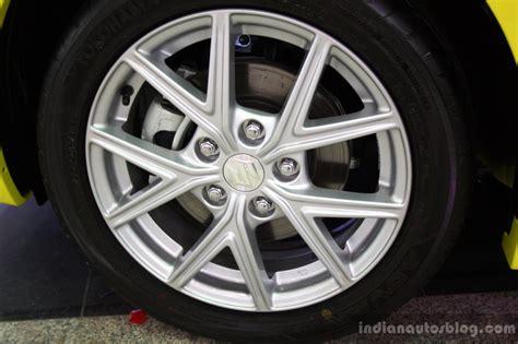 Suzuki Sport Wheels Suzuki Sport Wheel At The 2014 Colombo Motor Show
