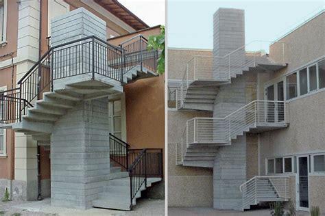 scale in cemento armato per interni scala esterna prefabbricata iq35 187 regardsdefemmes