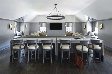 homeworks interior design contemporary lounge and playroom design house of funk nyc