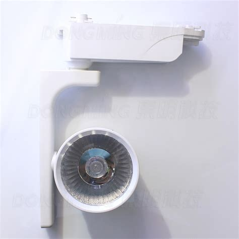 Ceiling Mounted Spot Light 20w Cob Led Track Light Spotlight Suspend Mounted Or Ceiling Led Track Lighting For Clothing