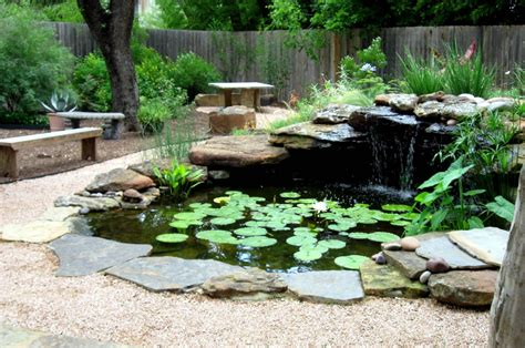 Garden Pond Ideas Beautiful Garden Pond Ideas Orchidlagoon