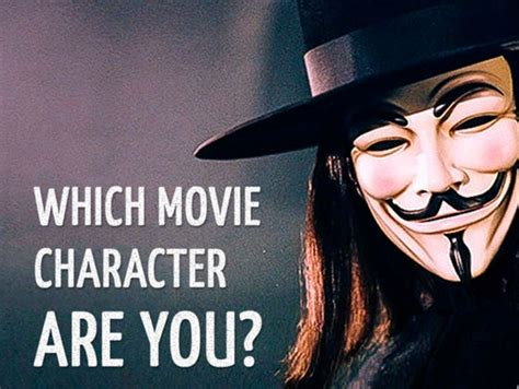 film personality quiz test which movie character are you playbuzz