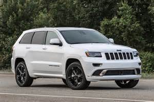 Jeep Grand Cheroke Jeep Unveils Luxurious New 2017 Grand Summit