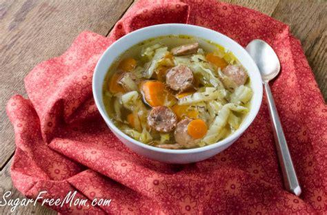 Crock Pot Cabbage Detox Soup by Crock Pot Andouille Sausage Cabbage Soup