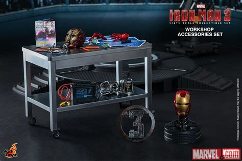 Toys 16 Iron 3 Workshop Accesories Set s iron 3 workshop accessories collectible set available