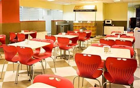 office cafeteria seating in new delhi delhi india