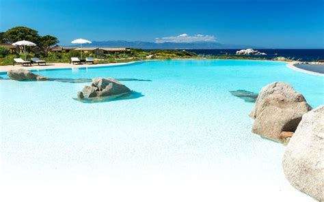 best family resort in sardinia valle dell erica resort thalasso spa hotel review