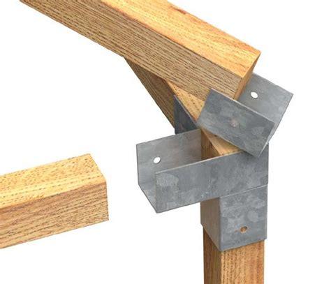 pali per gazebo in legno accessori per gazebi e recinzioni per costruzioni in legno