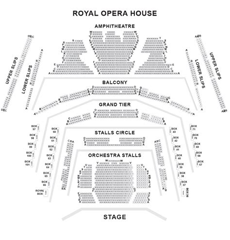 Royal Opera House Seating Plan Review Royal Opera House Seating Plan New Wayne Mcgregory The Age Of Anxiety New Christopher