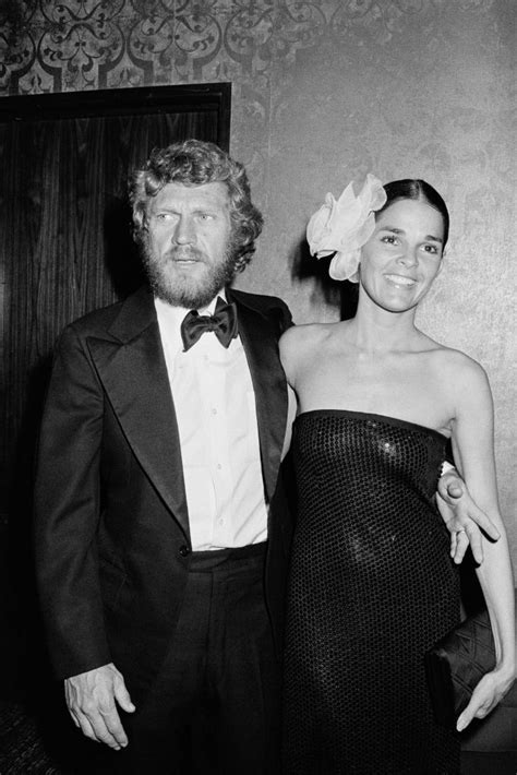 1973: Steve McQueen And Ali MacGraw - The Celebrity It