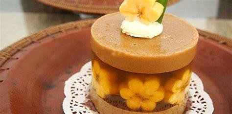 resep membuat puding pisang nikmatnya puding pisang gula merah segar dan bergizi