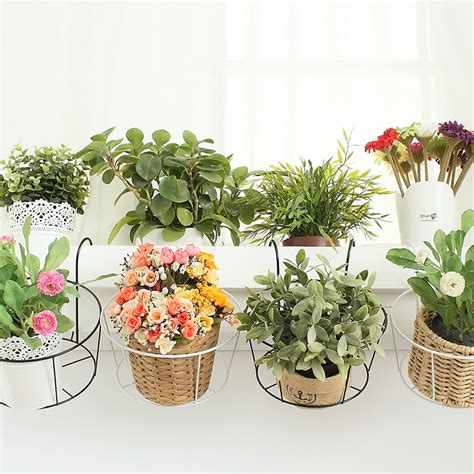 new year flower pot compare prices on hanging basket stands shopping