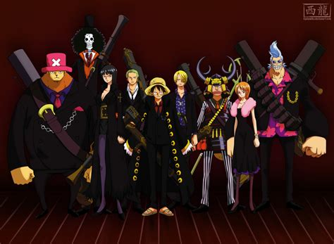 one piece film x strong world animal kaiser one piece movie strong world