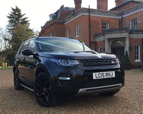 land rover discovery hire uk land rover discovery for weddings wedding car hire in