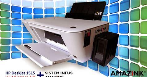 Tinta Printer Hp F2235 tinta printer dan toner printer amazink official infus tinta printer hp deskjet 1515 ink