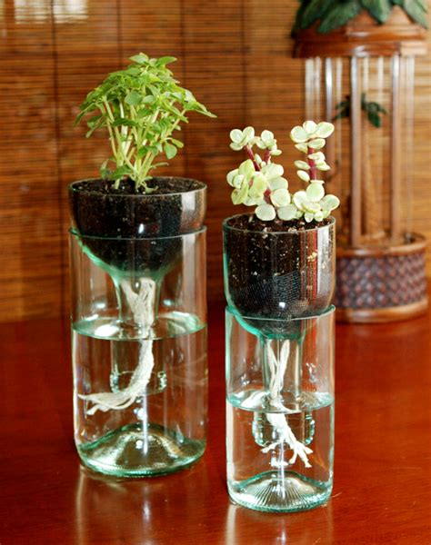 glass home decor creative home decor with a diy glass planter 187 room