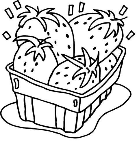 free coloring pages of food color by number